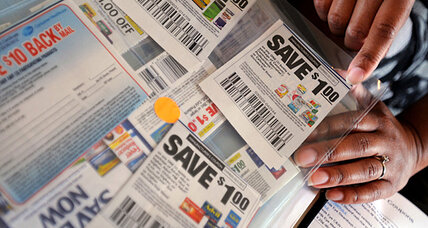 Are coupons worth the time?