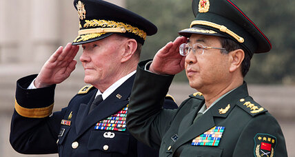 US general aims to ease China's concerns over Obama 'pivot' to Asia