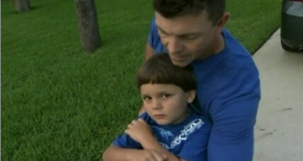 Gator attacks 6-year-old: Dad punches reptile to save boy (+video)