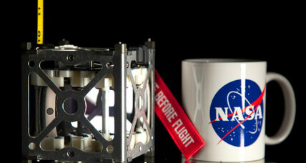 Tiny satellites + cellphones = cheaper 'eyes in the sky' for NASA