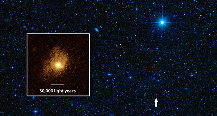 Astronomers discover the Ed Begley Jr. of galaxies