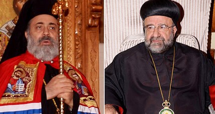 Kidnapped Syrian bishops still missing, despite reports otherwise