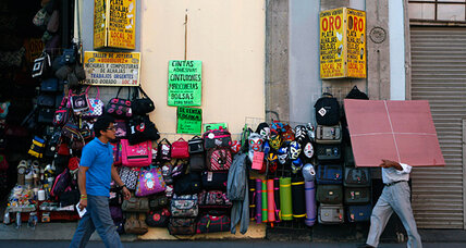 Is Mexico's economy more a fiesta or a siesta?