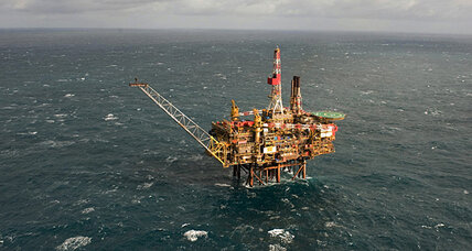 Statoil eyes major new North Sea oil discovery