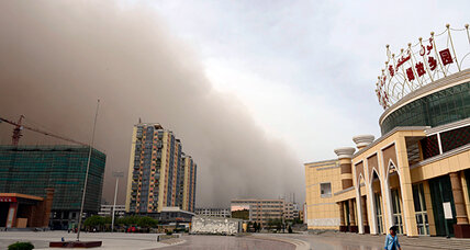 Mystery clouds deadly clash in western China with 'suspected terrorists'