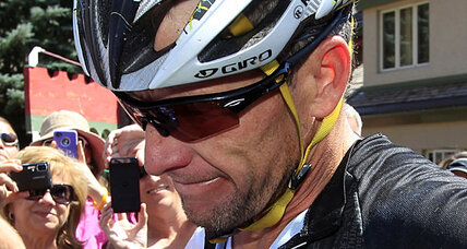 Lance Armstrong sued by US for Postal Service sponsorship