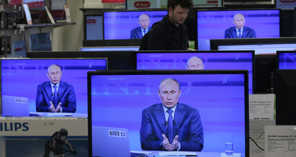 Putin says opportunity for better US-Russian ties in Boston aftermath (+video)