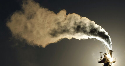 Would a carbon tax boost clean energy?