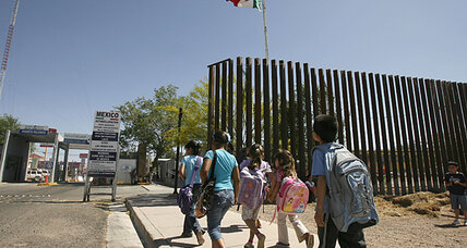 Mexico: Border schools adjust to influx of English-speaking students