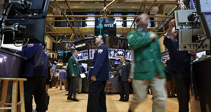 Stocks stall on tepid GDP growth