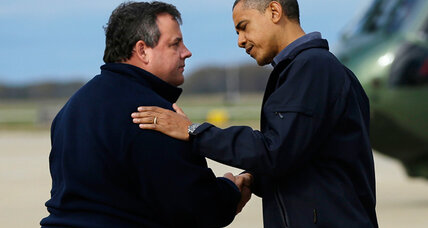 Chris Christie praises Obama (again): Is he digging himself in deeper?