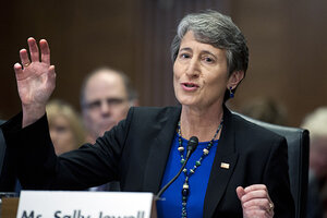 Sally Jewell How green is the new Interior secretary CSMonitorcom