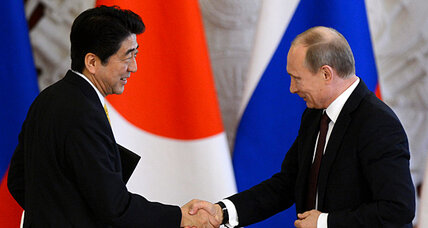 Japan and Russia want to finally end World War II, agree it is 'abnormal' not to