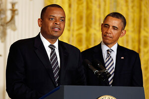 Obama adds cabinet diversity by picking Anthony Foxx for ...