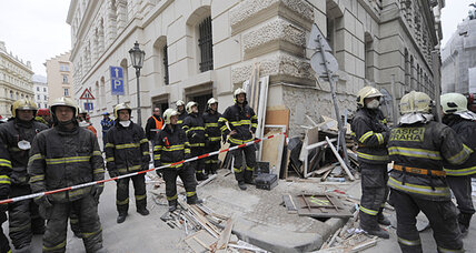 Prague blast: How big a threat are natural gas explosions? (+video)