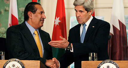 Kerry makes headway with Middle East peace, but violence flares