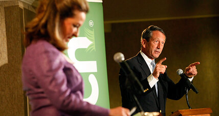 Did Mark Sanford blow his last best chance to win votes in House race?