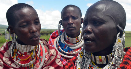 Battle over the Serengeti pits Maasai against Dubai