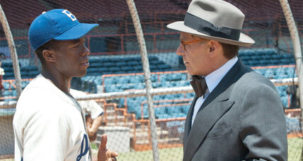 '42' is a dull treatment of Jackie Robinson's story