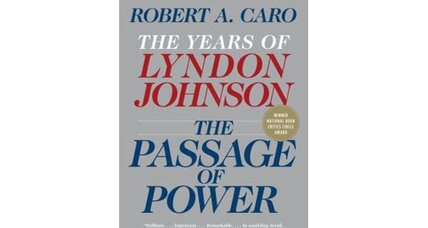Reader recommendation: The Passage of Power