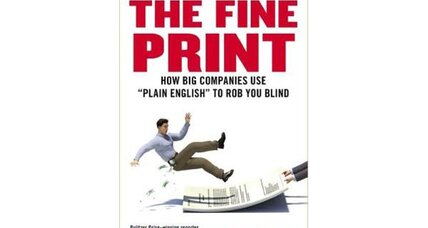 Reader recommendation: The Fine Print