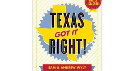 Reader recommendation: Texas Got It Right!
