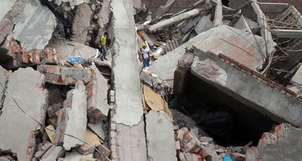 Bangladesh united in grief over a failed rescue from collapsed factory