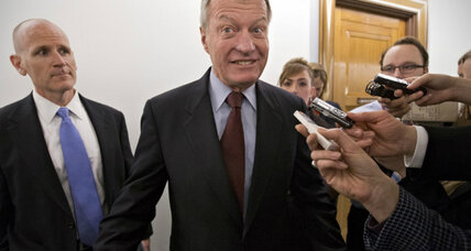 Veteran dealmaker Max Baucus announces Senate retirement