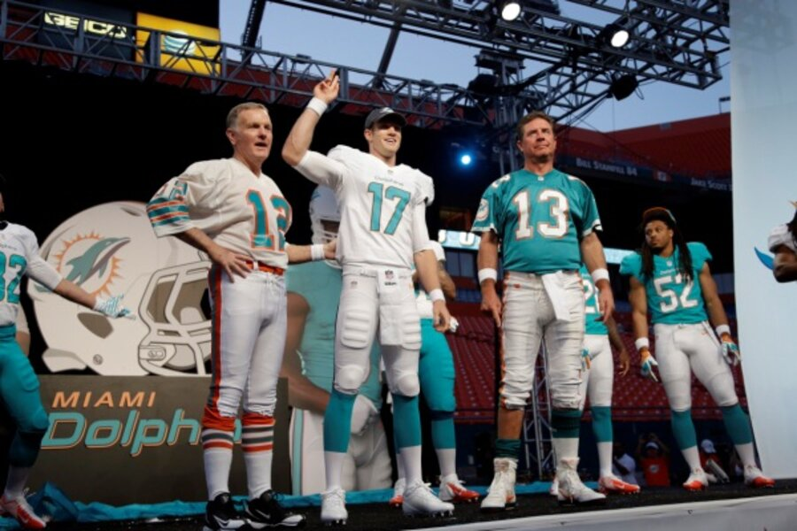 New Miami Dolphins  free shipping