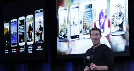 Facebook 'Home' as metaphor for an innovative economy