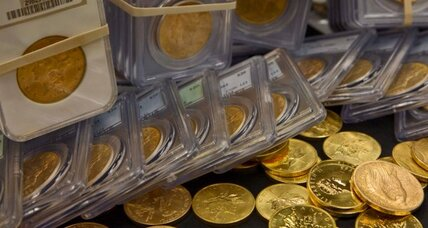 Americans pile into silver, gold coins
