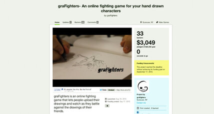 How Kickstarter campaigns find success
