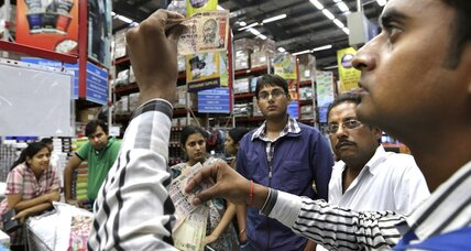 How a Wal-Mart struggle in India shows world progress