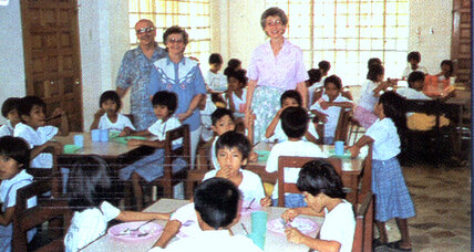Start an orphanage in the Philippines at age 80? Of course!