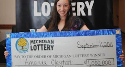 Lottery winners still getting welfare? In Michigan, yes.