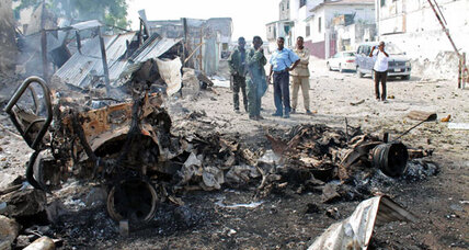 Deadly day in Mogadishu shows weakened Somali militants not yet defeated
