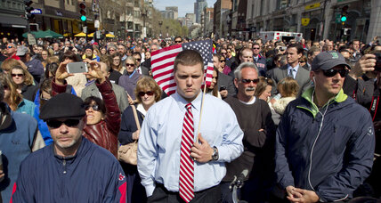 What history should record of the Boston bombings