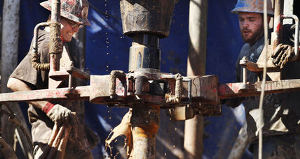 Pressure mounting on US to export natural gas