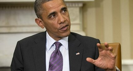 Obama's 'red line' on Syria: An Iraq-like 'slam dunk' moment? (+video)