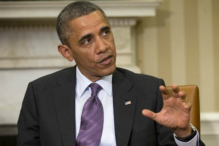 Obama's 'red line' on Syria: An Iraq-like 'slam dunk' moment?
