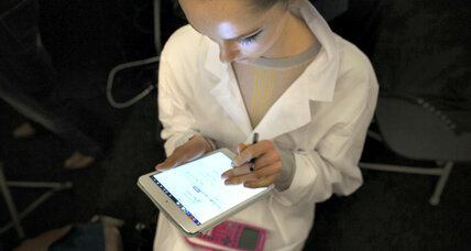 Girls just want to have fun ... in high-tech careers