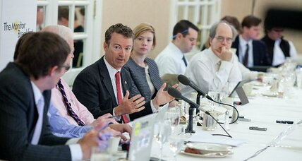 Rand Paul: Obama politicizes tragedy, uses Newtown families as 'props'