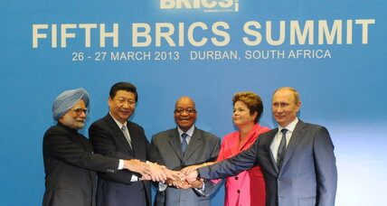 At South Africa summit, lack of cohesion weighs heavily on the BRICS