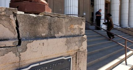 Stockton, Calif.: largest city bankruptcy ever