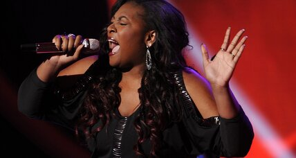 Candice Glover brings 'The Cure' for ailing American Idol (+video)