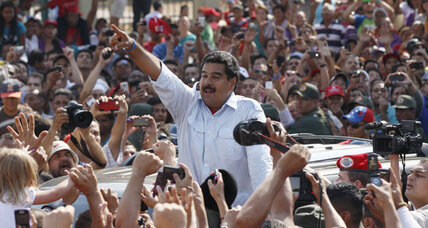 Venezuelans head to polls to choose Chávez successor