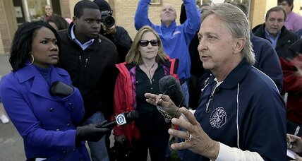 United in adversity: West, Texas, prays for Boston, which sends pizzas to West