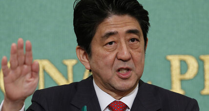 Is Japan's Shinzo Abe finally acting on his true nationalist colors?