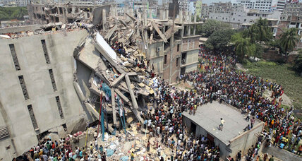 Over 80 reportedly killed in Bangladesh garment building collapse