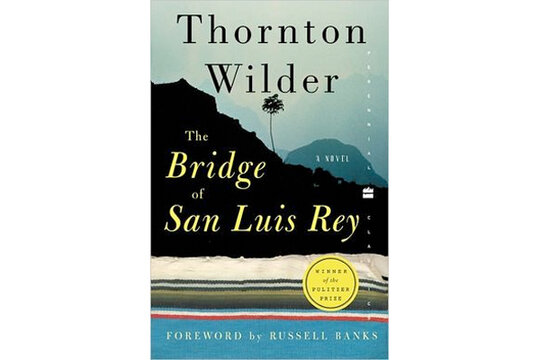 A speculation on the meaning of catastrophe in the bridge of san luis rey by thornton wilder